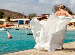 Getting married on Curacao - Photo credit: Theo Meijer Photography
